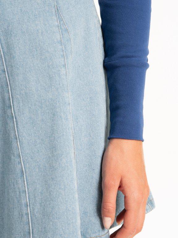 Basic long sleeve t-shirt
