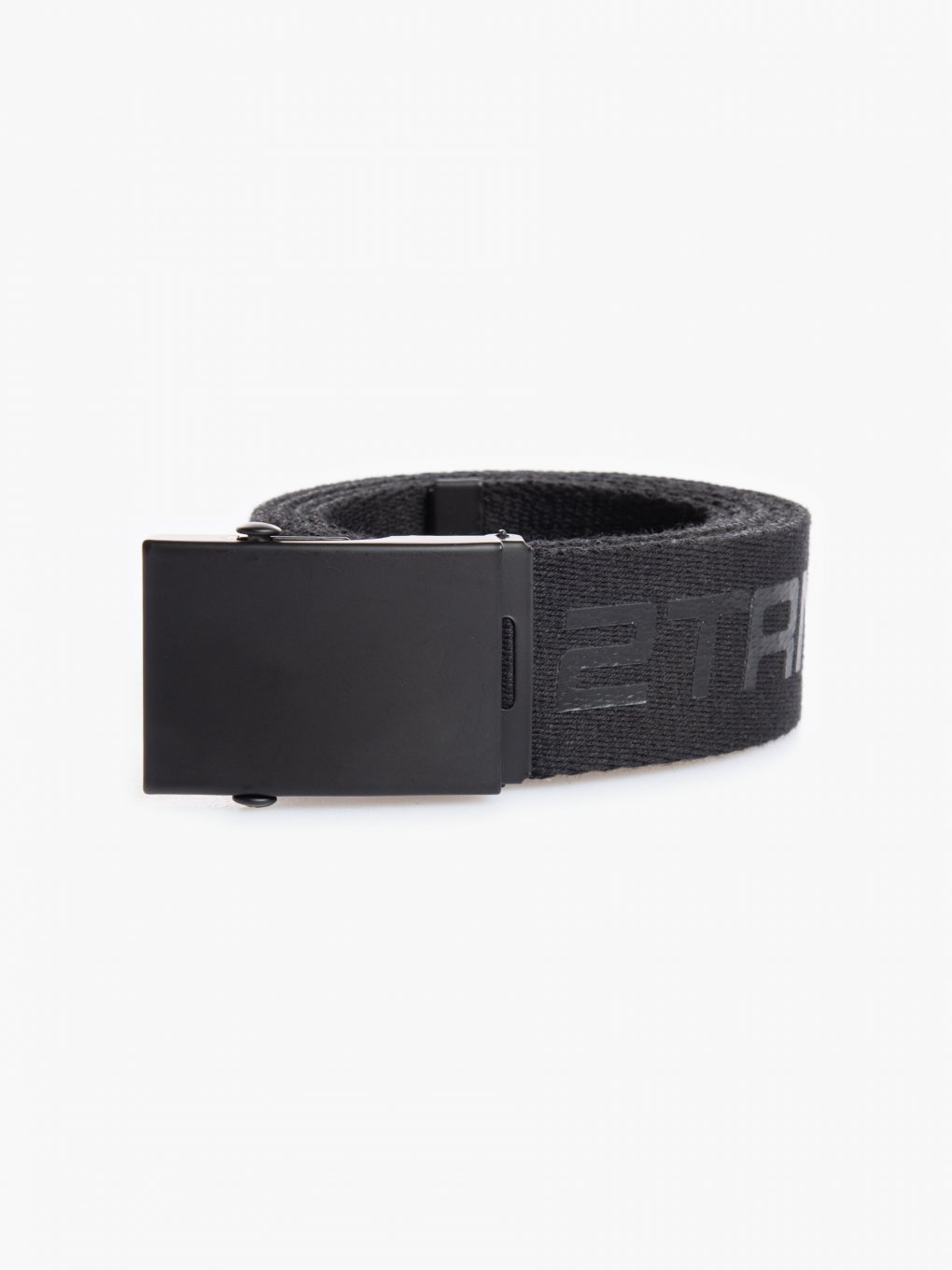 Belt with print