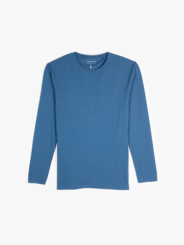 Basic slim fit long sleeve t-shirt