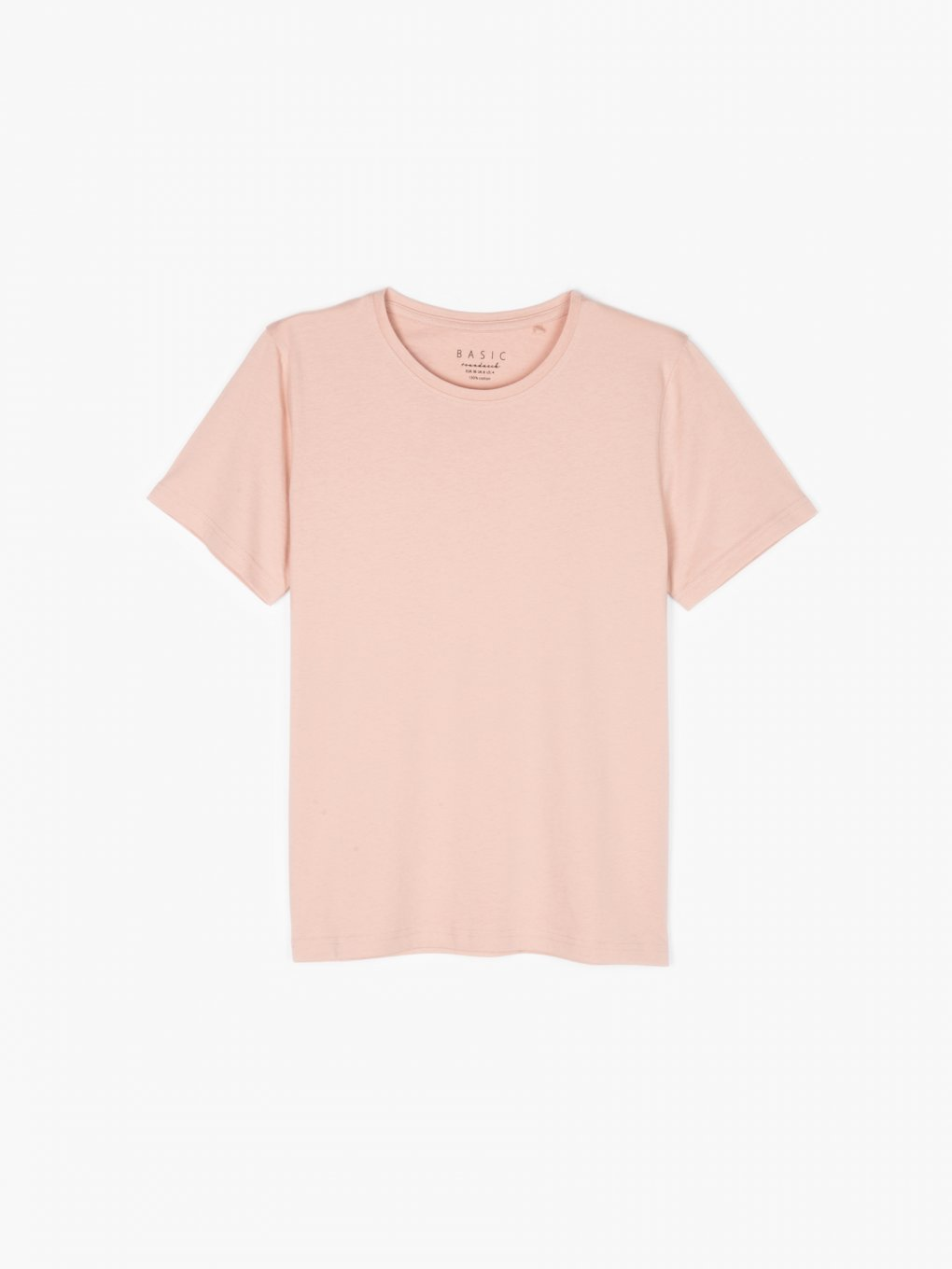 Basic short sleeve t-shirt