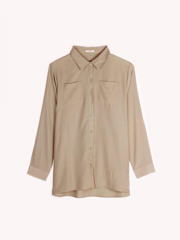 Štruktúrovaná košeľa