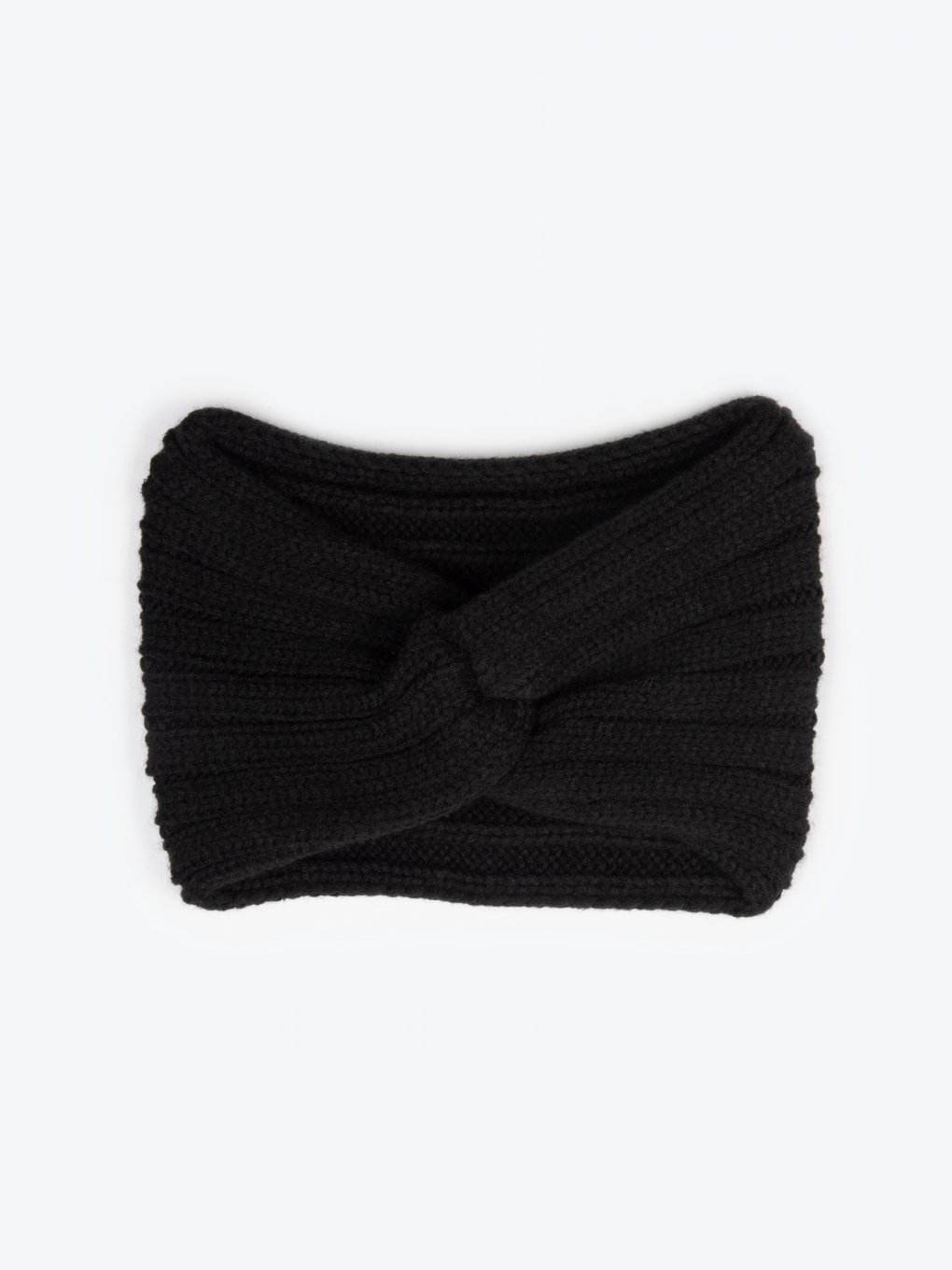 Headband with knot