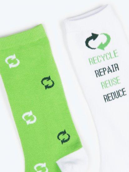 Crew socks recycle