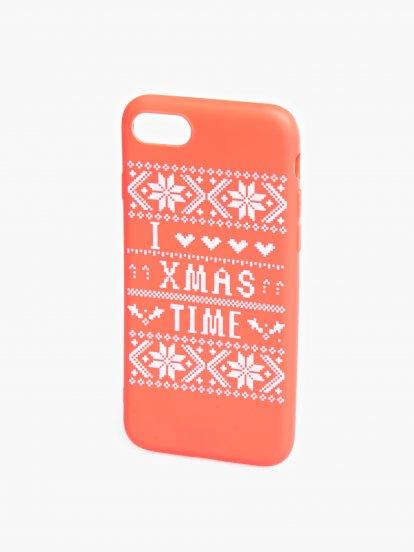 Christmas phone case /i-phone 7/
