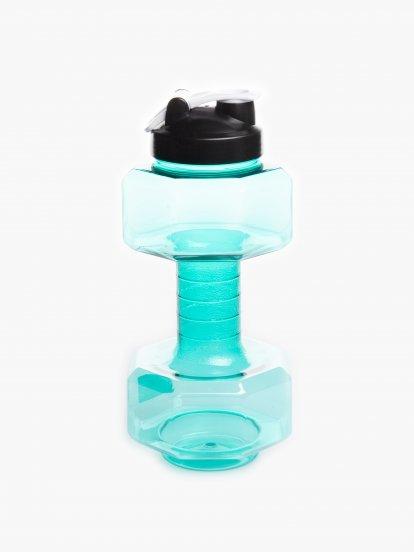 Dumbbell-shaped bottle 2,5l