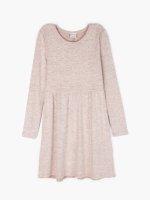 Marled dress