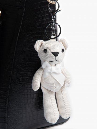 Klíčenka medvídek