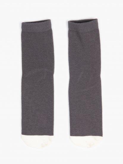 2-pack patterned socks