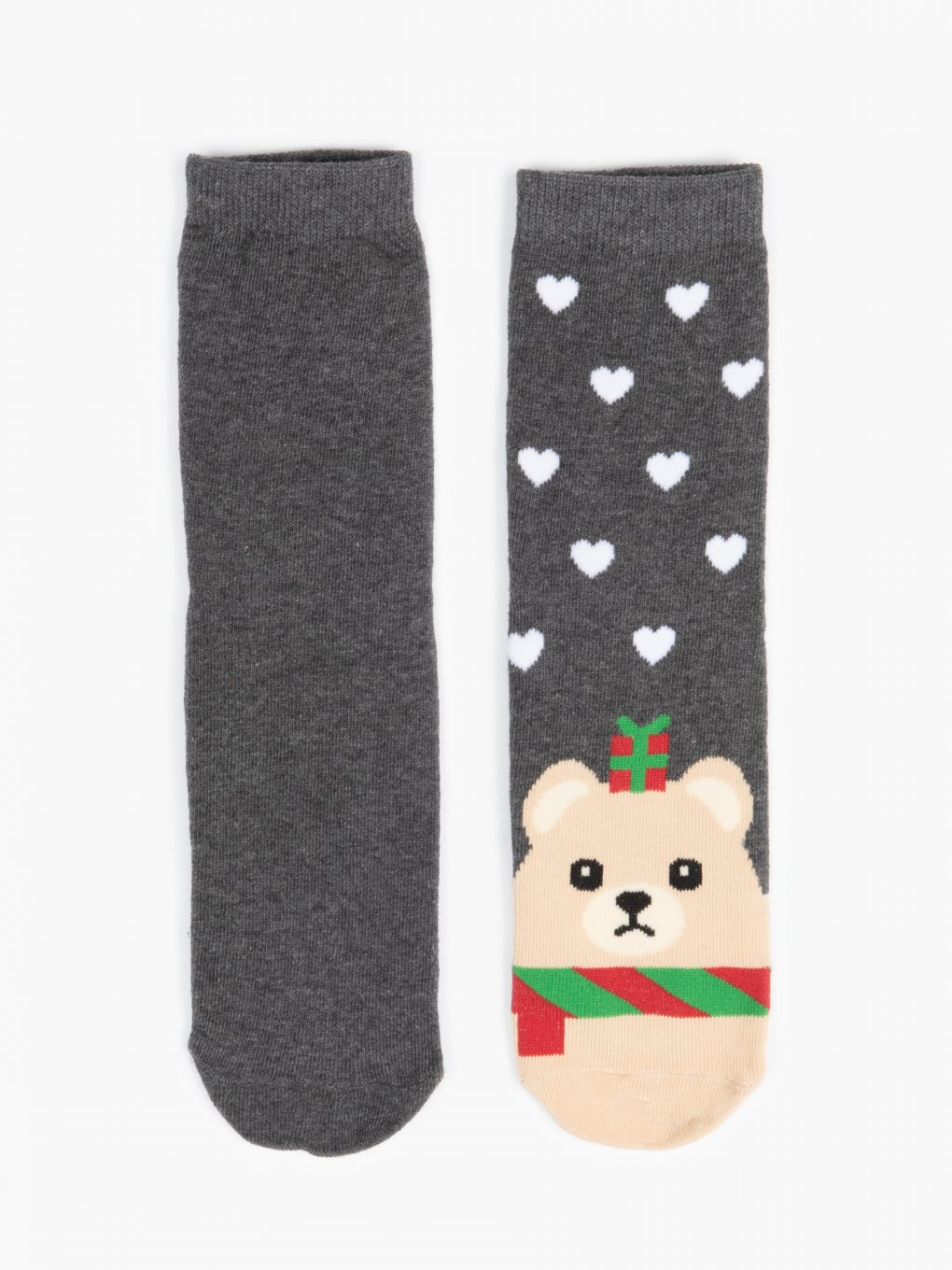 2-pack christmas socks