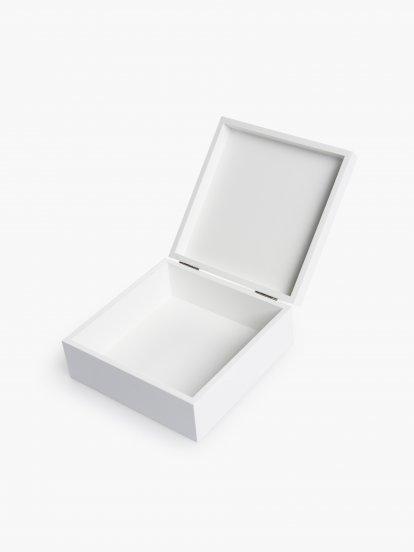Drevená krabička