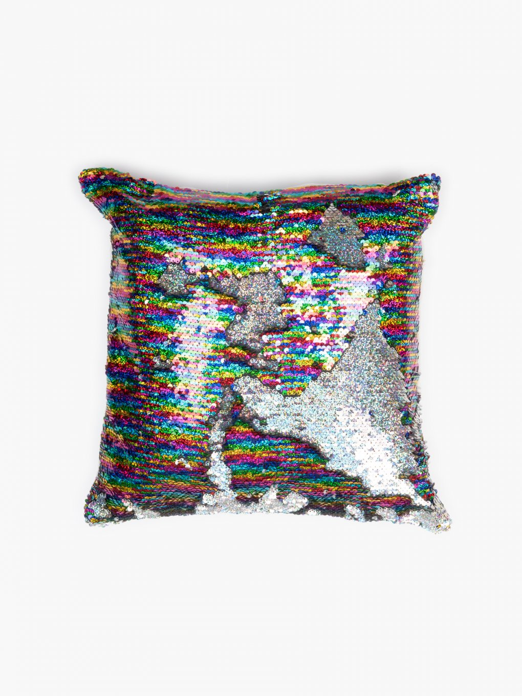 Sequin pillow 40x40cm