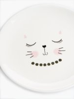 "Decorative tray ""cat"""