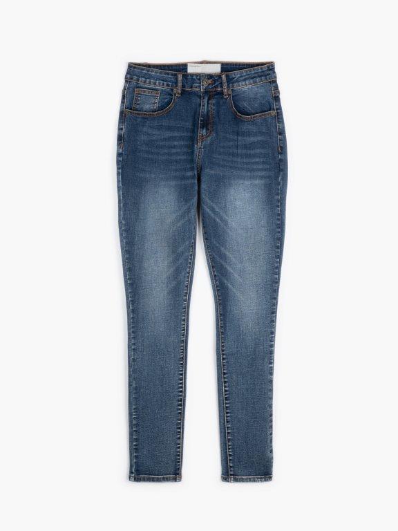 Basic slim jeans