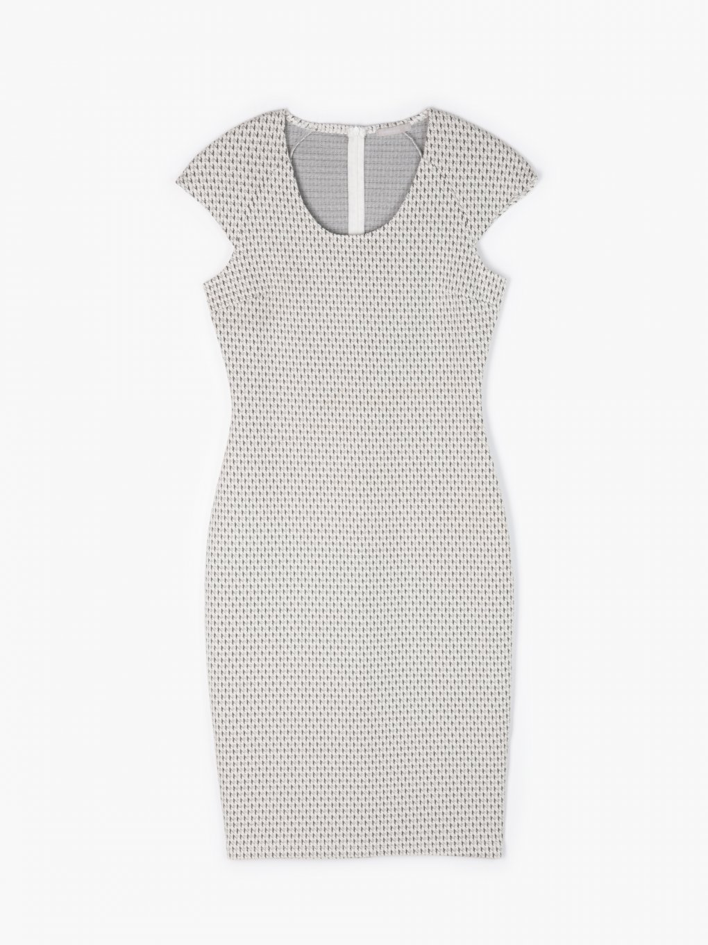 Strucured bodycon dress