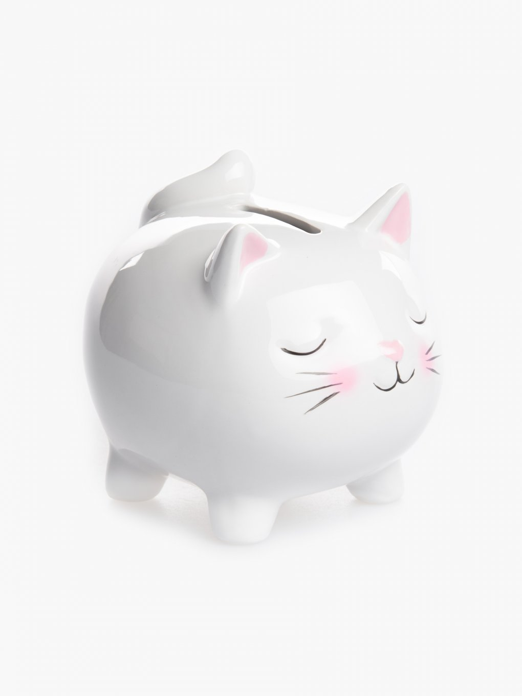 Kitty money box