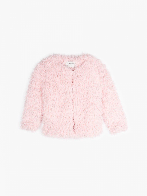 Fuzzy coat