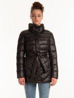 THINK GREEN: Prošívaná bunda s vatováním z recykolvaného polyesteru