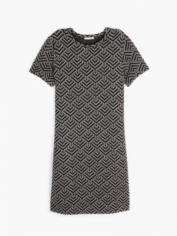 Texturované šaty