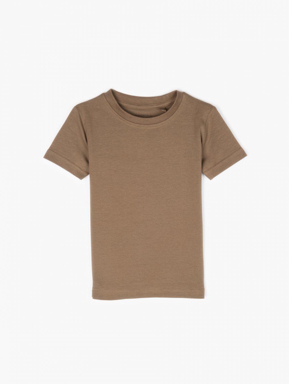 Basic stretch jersey t-shirt