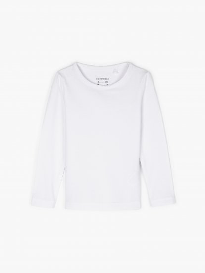 Basic stretch jersey t-shirt