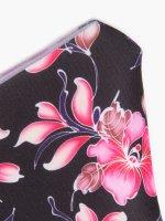 Ochranné rúško s kvetinovou potlačou