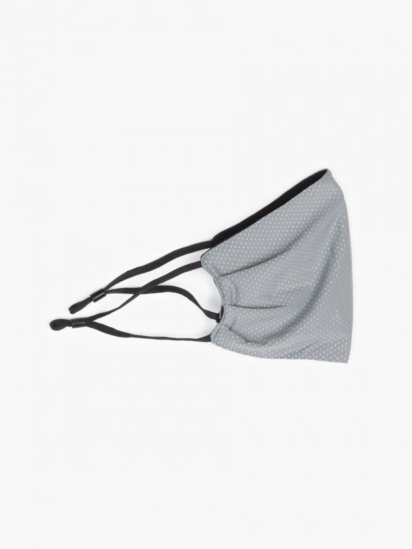 Dwuwarstwowa dwustronna elastyczna serweta ochronna