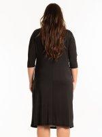 Ołówkowa sukienka midi