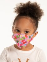 Printed reusable face mask for kids (2Y-7Y)