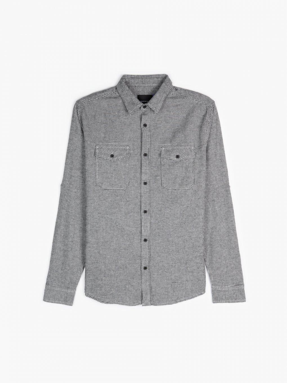 Bavlnená košeľa regular fit