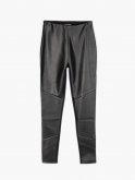 Kombinované nohavice slim fit