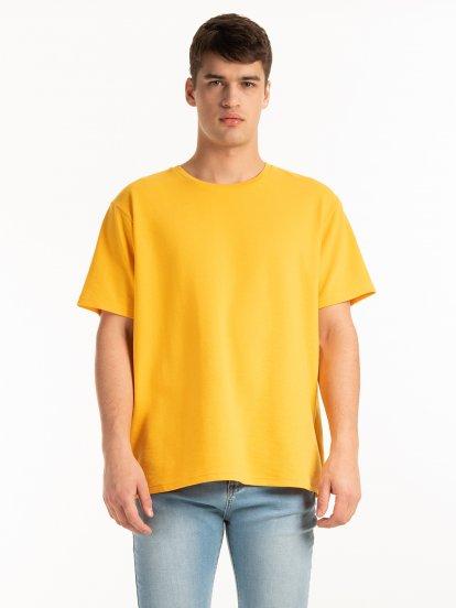 Strukturované tričko