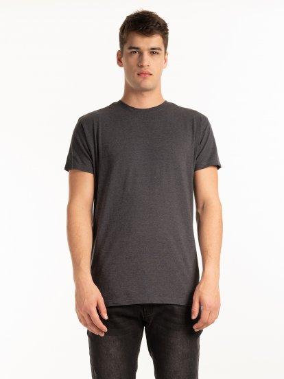 Koszulka w paski ze stretchem