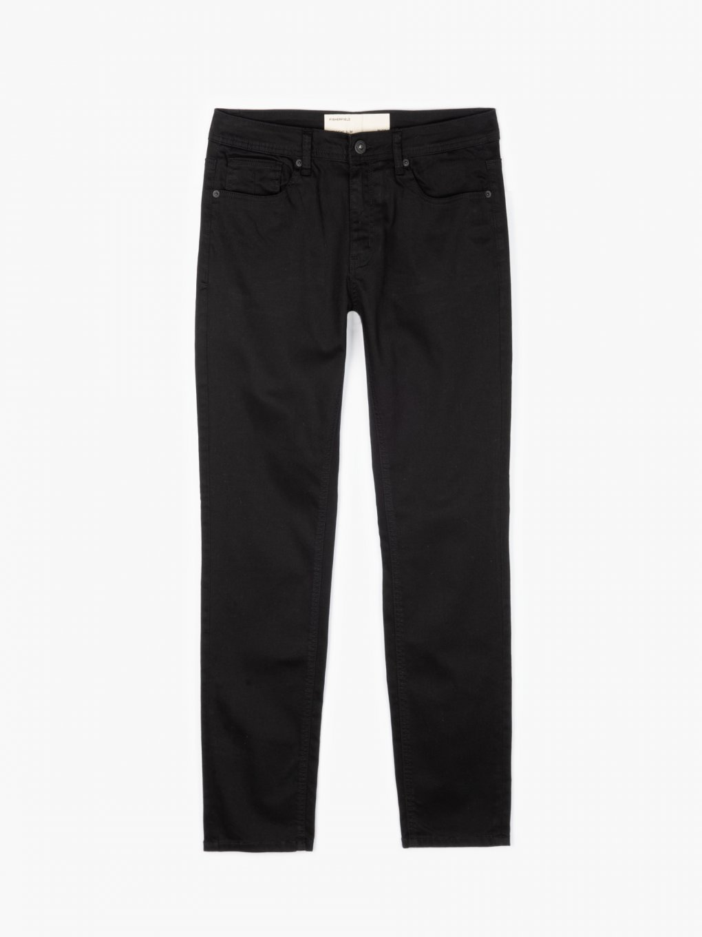 Basic stretch trousers