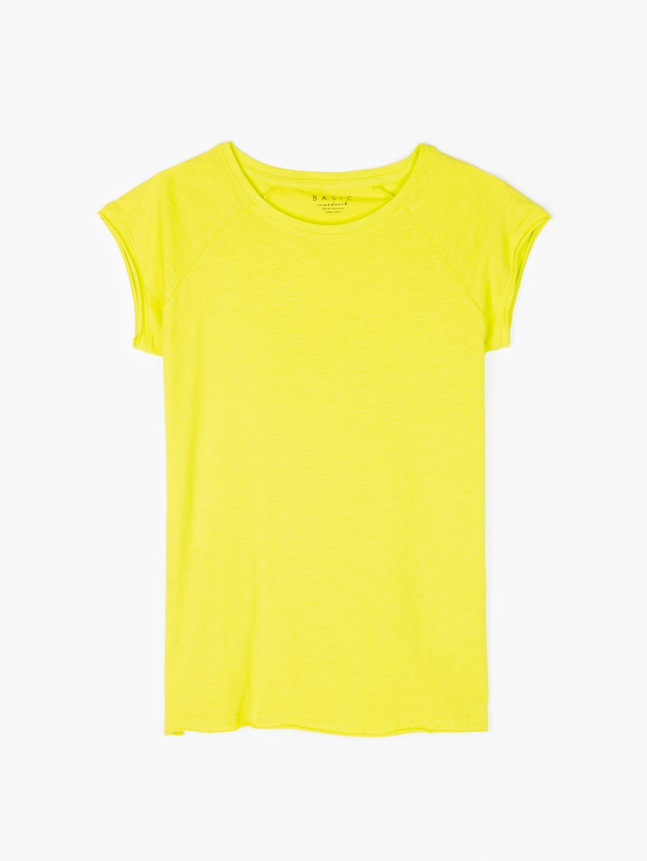 Basic raglan sleeve t-shirt