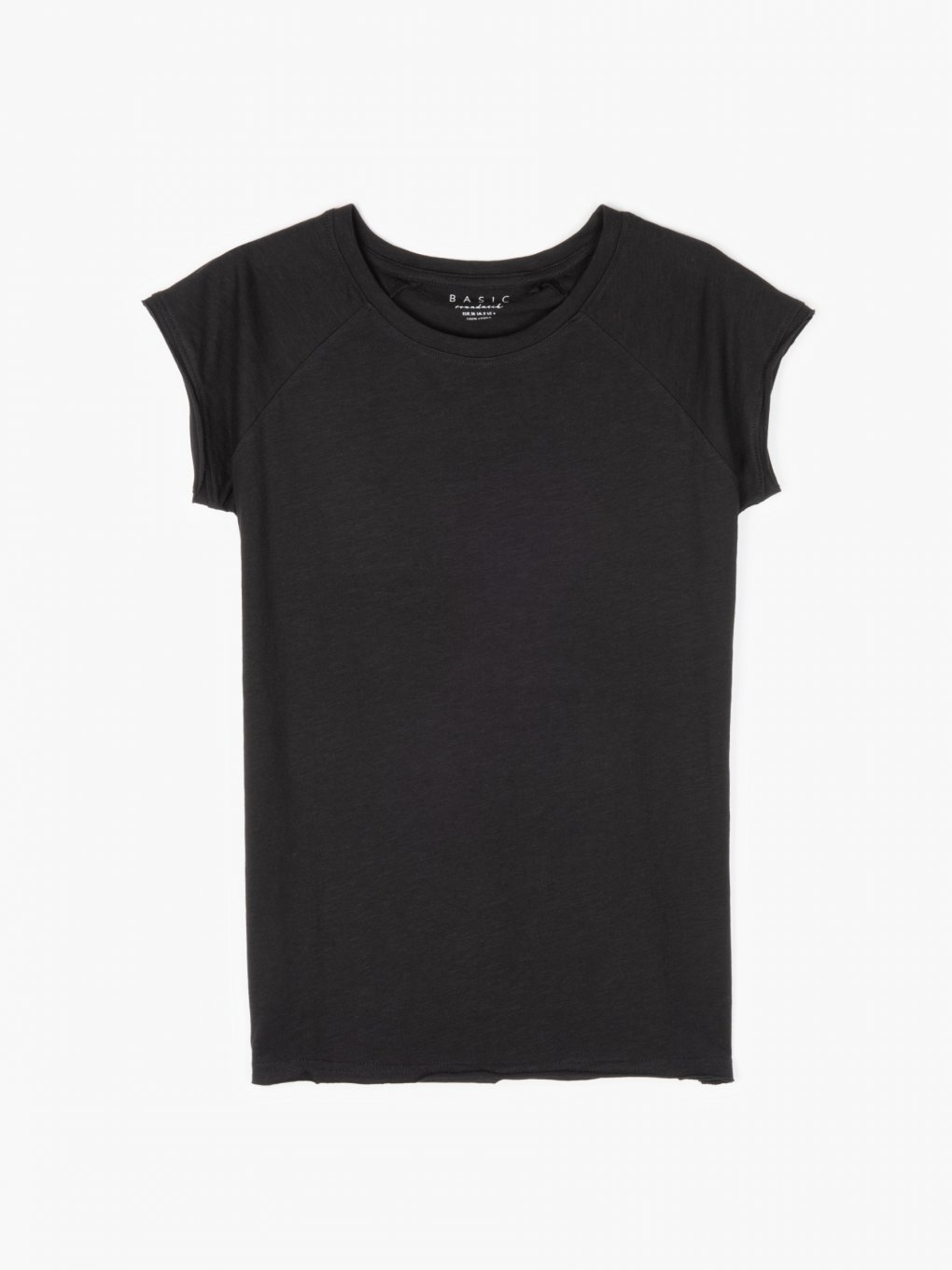 Basic raglan sleeve t-shirt
