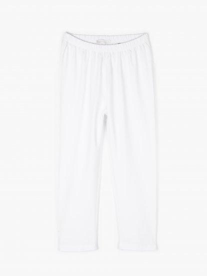 3/4 cotton leggings