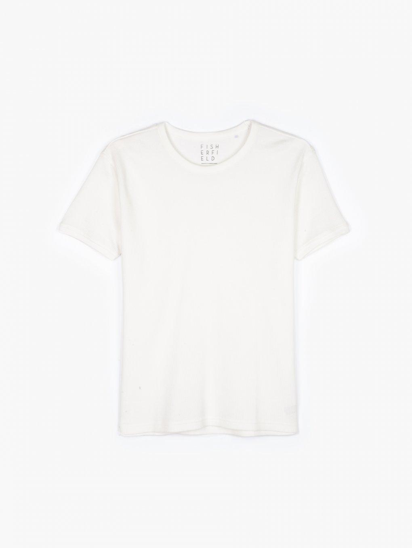 Koszulka waflowa