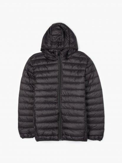 Pikowana kurtka basic