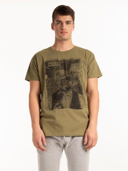 Koszulka z nadrukiem graficznym