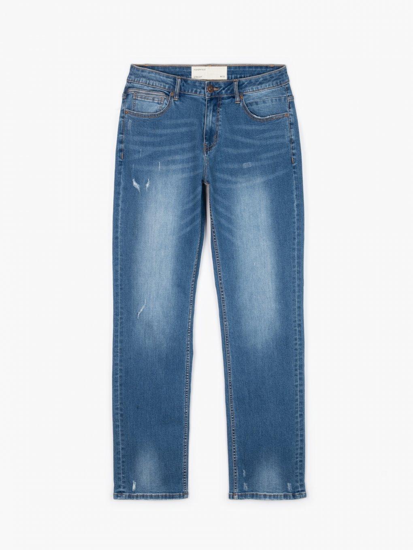 Regularne jeansy