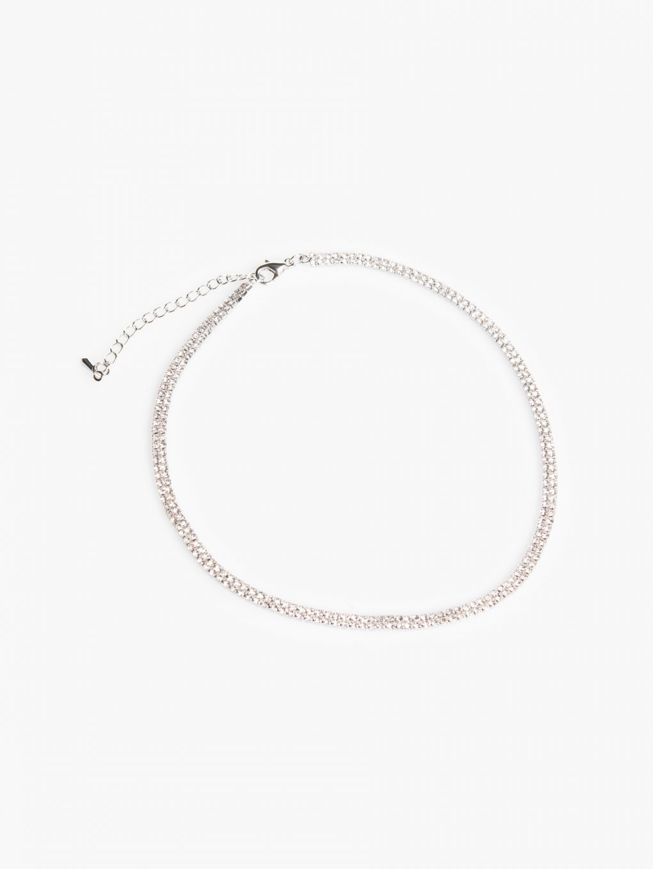 Strass necklace