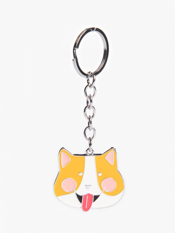Dog key ring