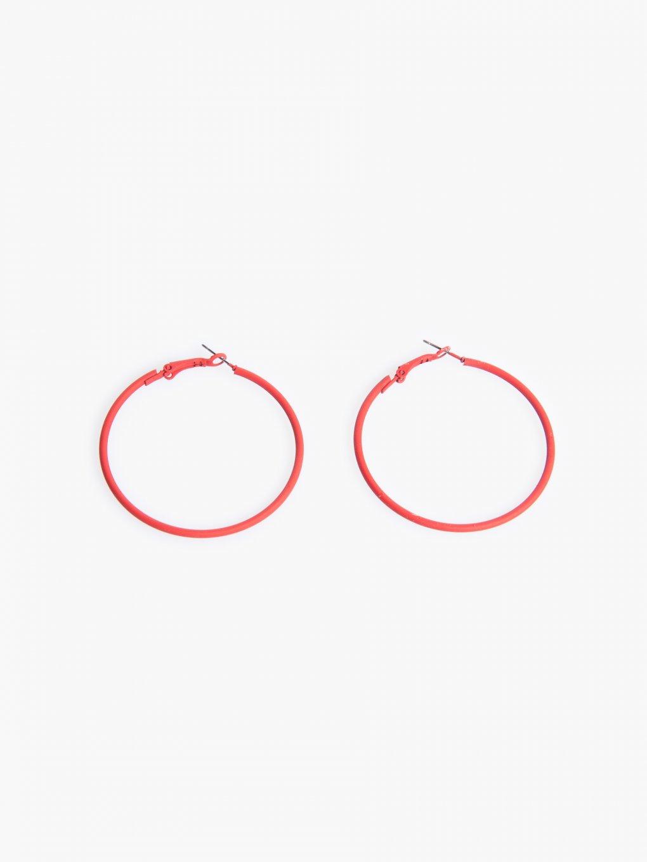 Okrągłe kolczyki