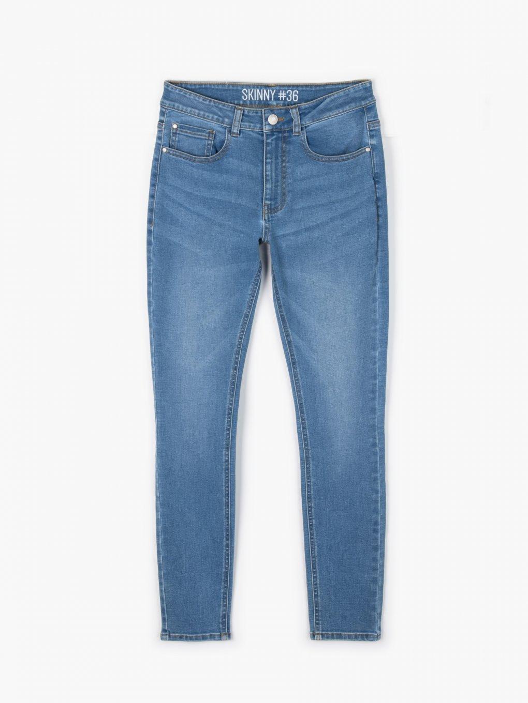 Základné džínsy skinny