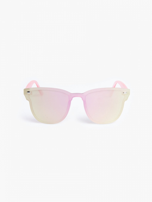 Mirror lenses sunglasses