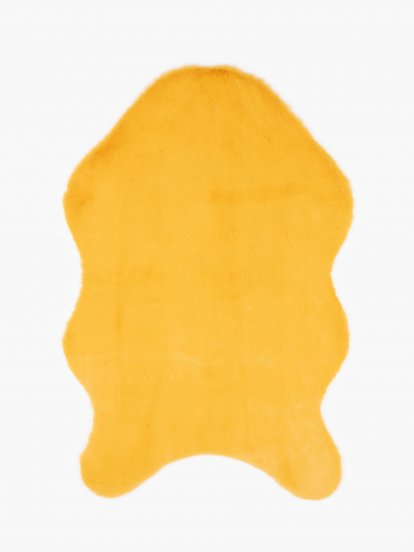 Podložka z umelej kožušiny