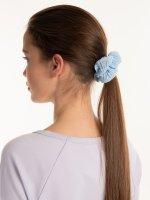 Szyfonowa gumka do włosów