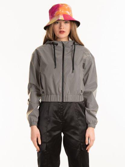 Reflexná bunda
