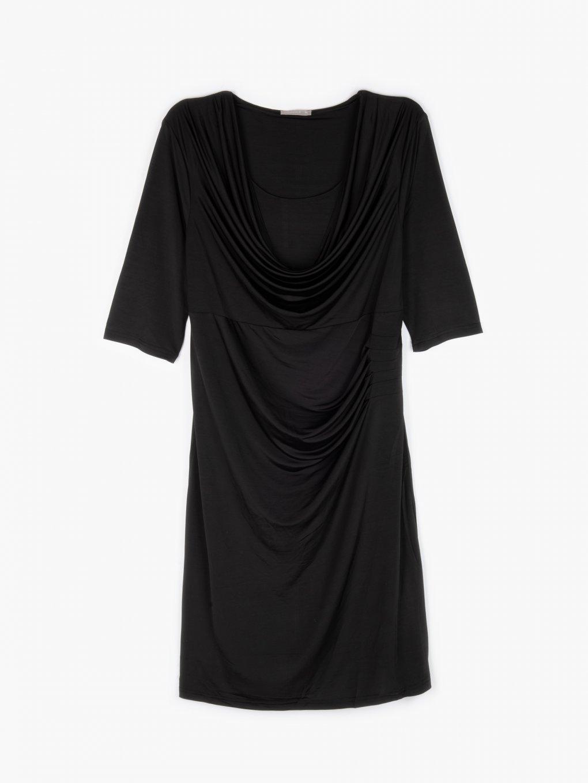 Curve midi dress