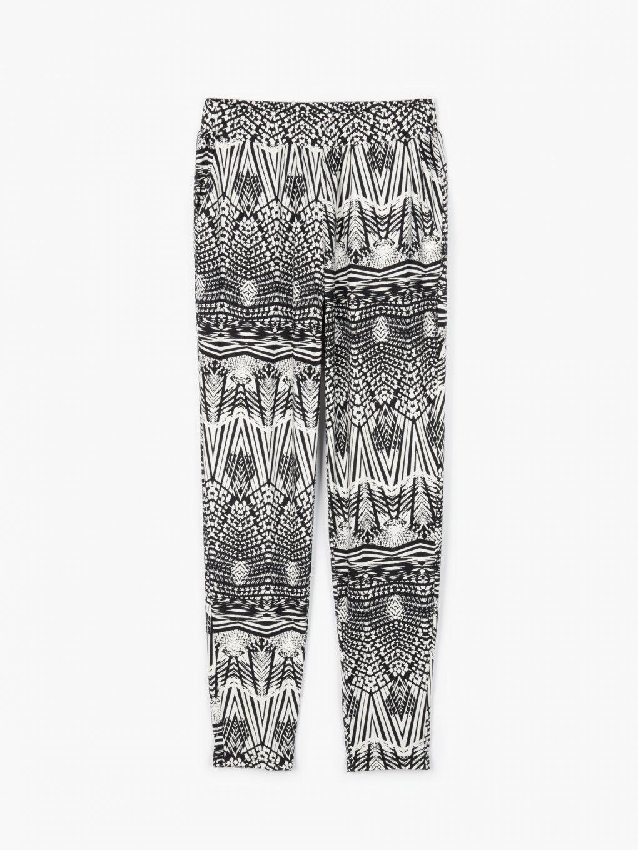 Wytłumione elastyczne spodnie
